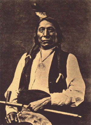 Red Cloud of the Lakhota Sioux