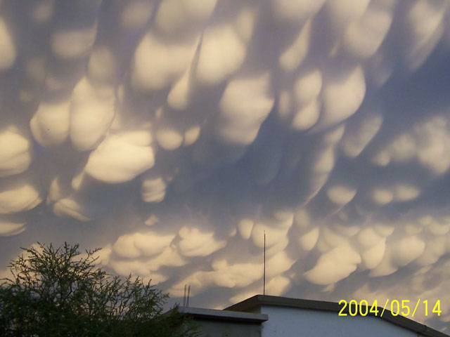 Mammatus in Mexico