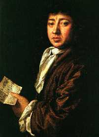 Samuel Pepys.  Click to learn more about him.