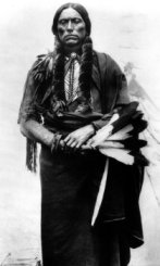 Quanah Parker, last great Comanche chief and statesman