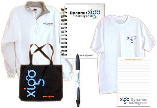 Swag (or shwag or schwag) from Xigo