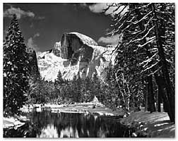 Click to visit the Ansel Adams site.